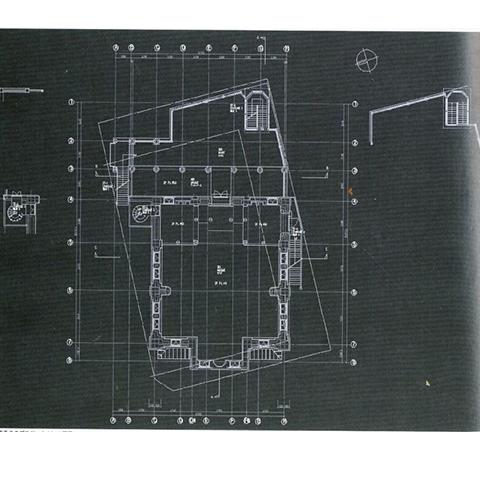 تصميم الفضاء ـ نيسان 1997 - آفاق التوسع في التصميم الرقمي - الأكاديمية الأسبوعي: مجلة الفن والعمارة - طوكيو جامع ومركز الثقافي التركية