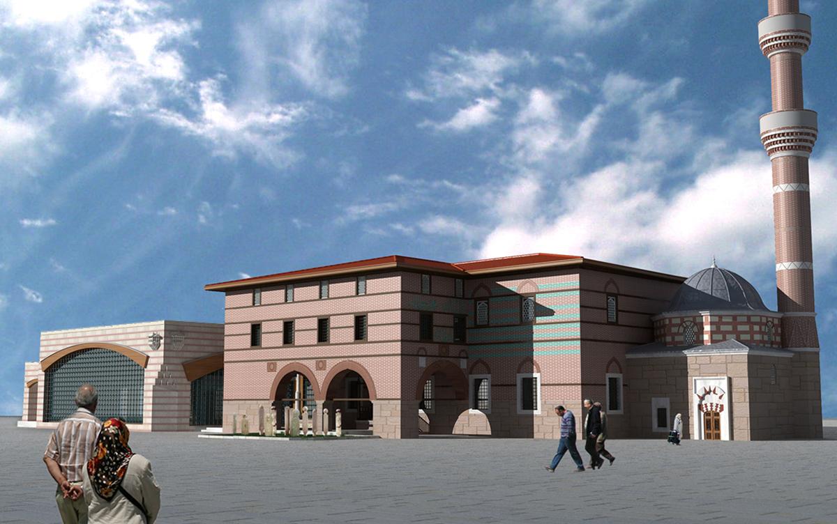 مشروع تجديد مركز المدينة التاريخي بأنقرة