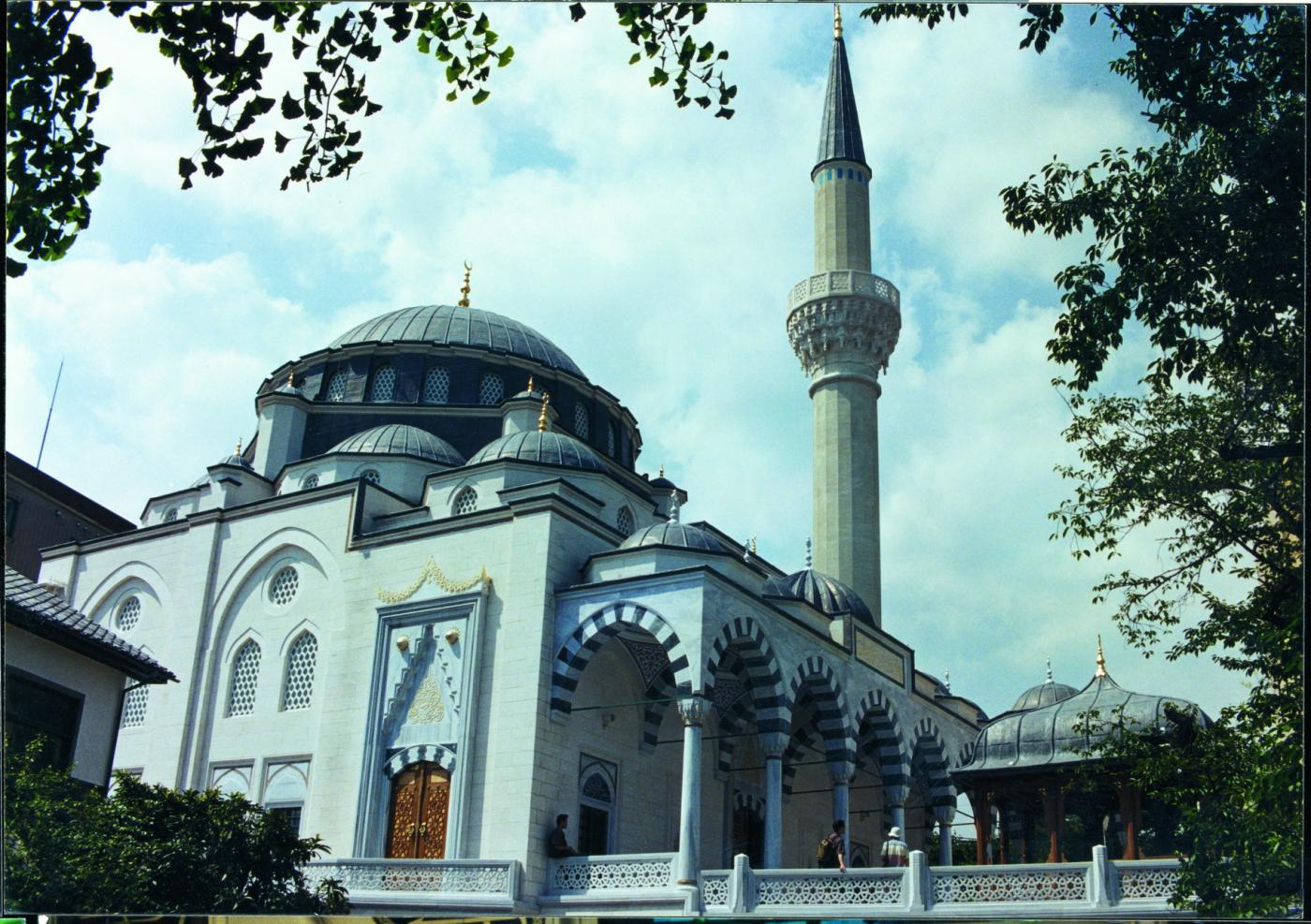 Tokyo Mosque and Cultural Center