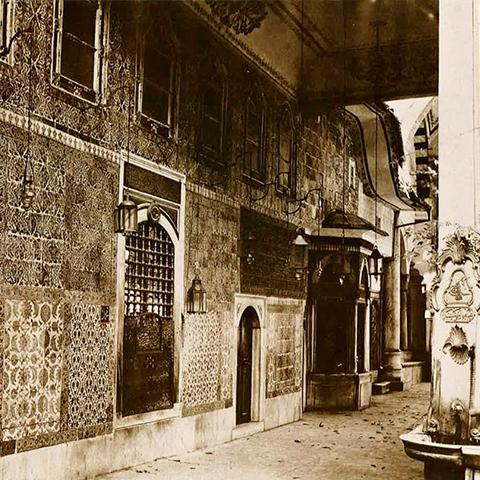 Bi'set'ten Önce Eyüp Sultan'daki Emânet
