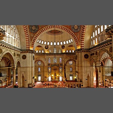 Süleymaniye'nin Şahsında Bir Medeniyet Telâkkisi