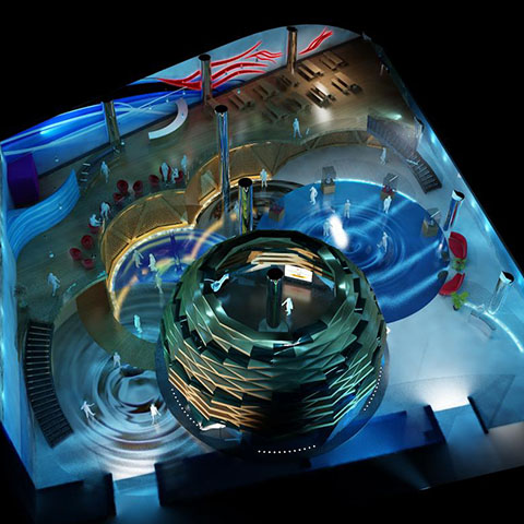Expo 2012 Yeosu Türkiye Pavyonu