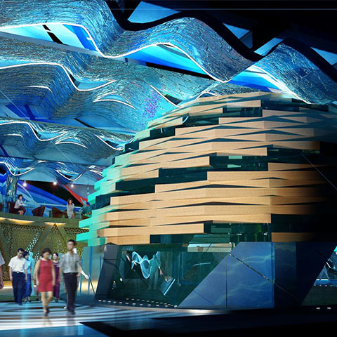 Expo 2012 Yeosu Turkish Pavilion