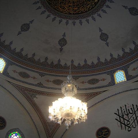 Iskenderpasha Mosque Restoration