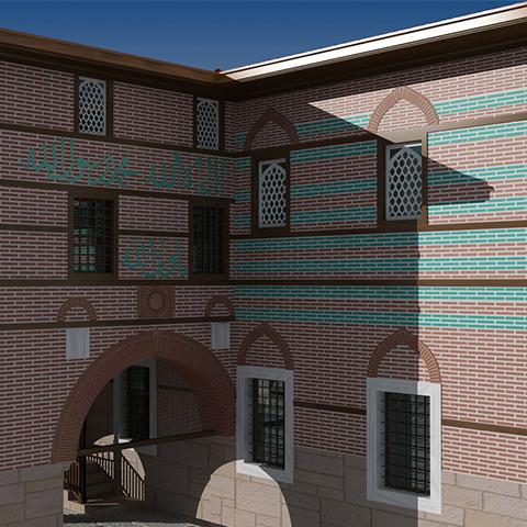 アンカラ歴史街中心地域リニューアル プロジェクト