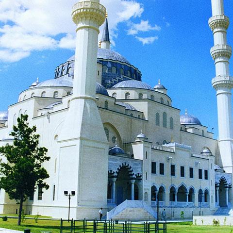جامع أرطغرول غازي ومركزه الثقافي
