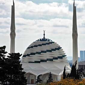 Marmara University Theology Faculty Mosque