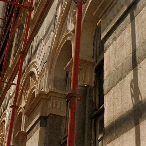 Nordsten Insurance Building Restoration