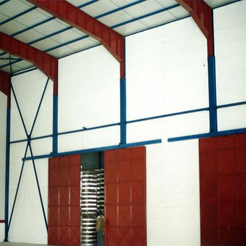 Plaş Plastik  A.Ş. Fabrika İkmal İnşaatı