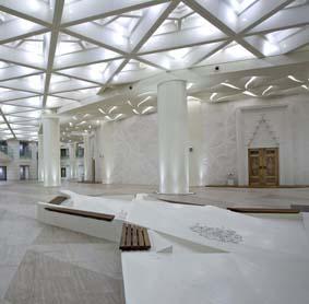 Marmara Üniversitesi İlahiyat Fakültesi Camii ve Kültür Merkezi