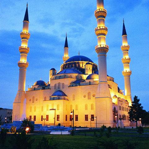 Aşkabat Ertuğrul Gazi Camii ve Kültür Merkezi