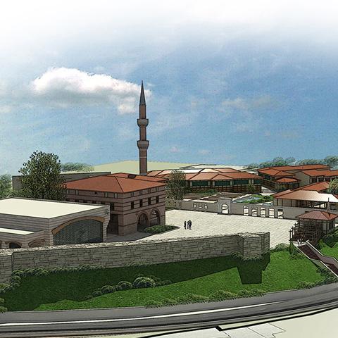 Ankara Tarihi Kent Merkezi Yenileme Alanı Projesi