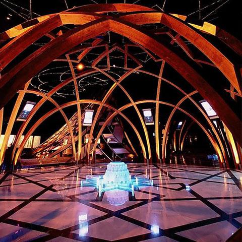 """جائزة """"حكمة الطبيعة"""" معرض «اكسبو 2005» الدولي في اليابان في منطقة آيشي"""