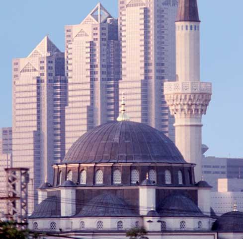 جامع طوكيو ومركزه الثقافي
