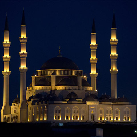 "مسجد معمار سنان بـ""آطا شهر"""