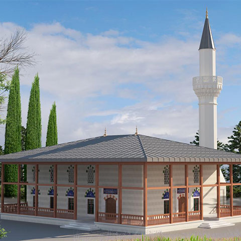 Maslak Regional Directorate of Forestry Mosque
