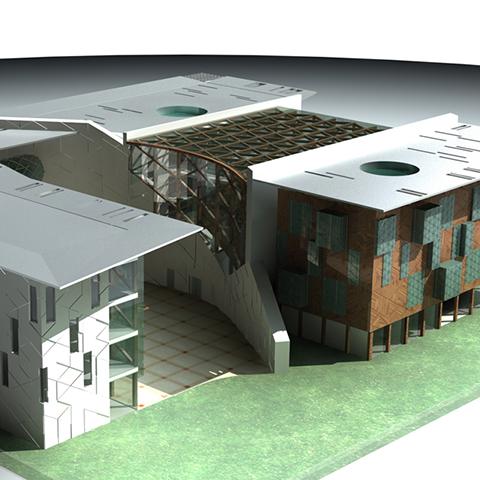 Republic of Turkey Berlin Embassy Building Project