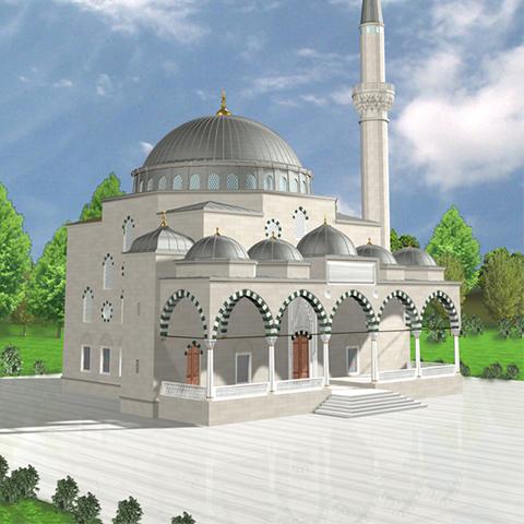 Yekaterinburg İmam el Buhari Camii