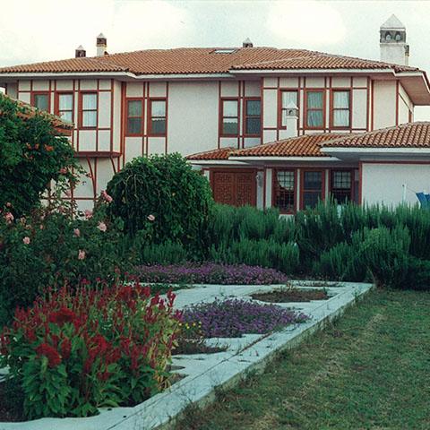Nevzat Yalçıntaş House