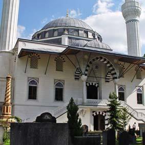 Berlin Şehitlik Camii ve Kültür Merkezi
