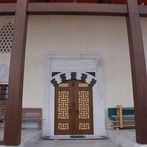 Afyon Sultan Divanı Mescidi