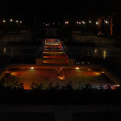 Khedive Palace Gardens Landscaping