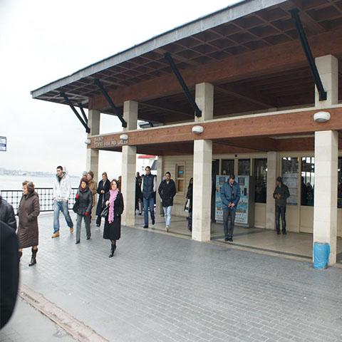 Bakırköy Cezayirli Hasan Paşa İskelesi