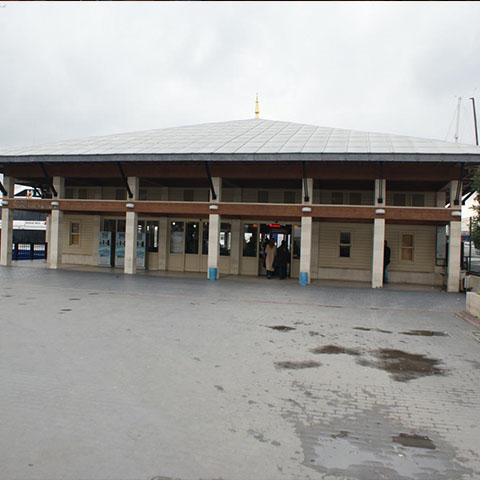 Bakırköy Cezayirli Hasan Pasha Ferry Terminal