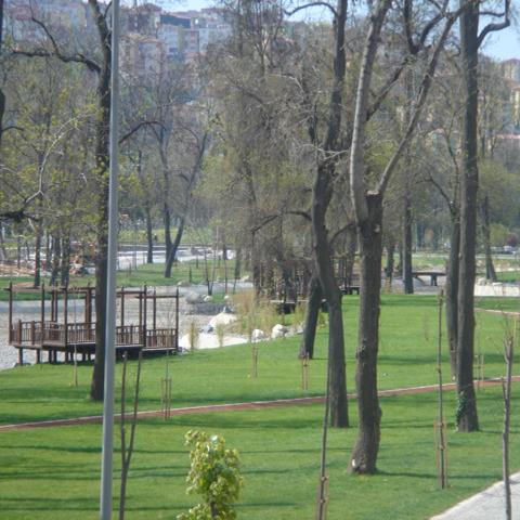 Sadabad Göl Çevresi Düzenleme Projesi