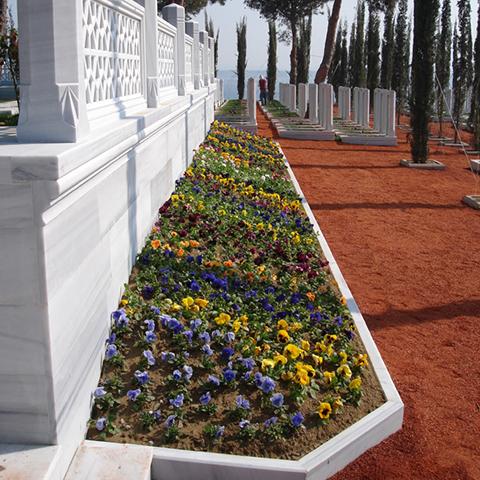 Çanakkale Symbolic Turkish Martyrs' Cemetery