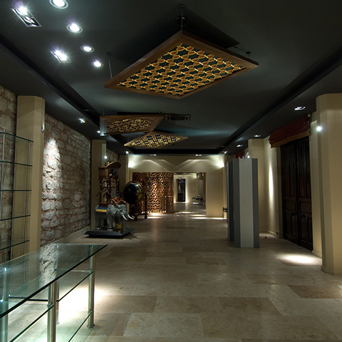 متحف تاريخ العلوم الإسلامية والتكنولوجيا باسطنبول