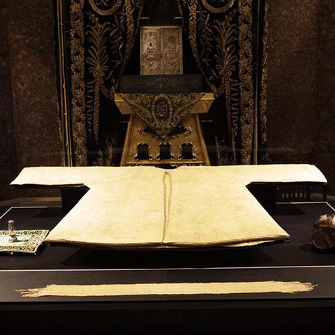 """Hırka-i Şerif"" The Holy Mantle Chamber Restoration and Hırka-i Şerif Conservation"