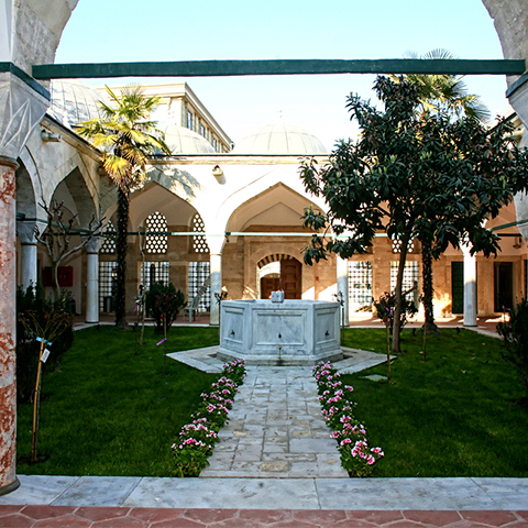 The Madrasa, Tomb and ve Public Fountain of Gazanferağa Restoration