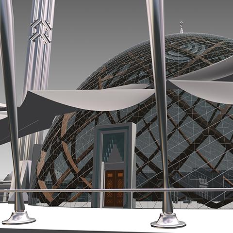 ケルン ジャーミー建築デザインコンペティション プロジェクト