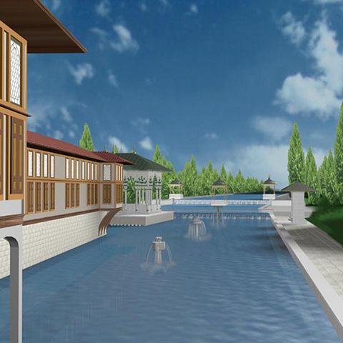 サダバード宮殿修復と環境整備プロジェクト