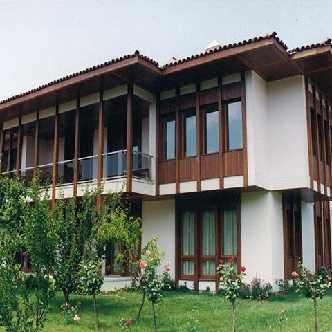 Selçuk Berksan House